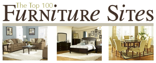 Top 100 furniture sites for Best furniture sites
